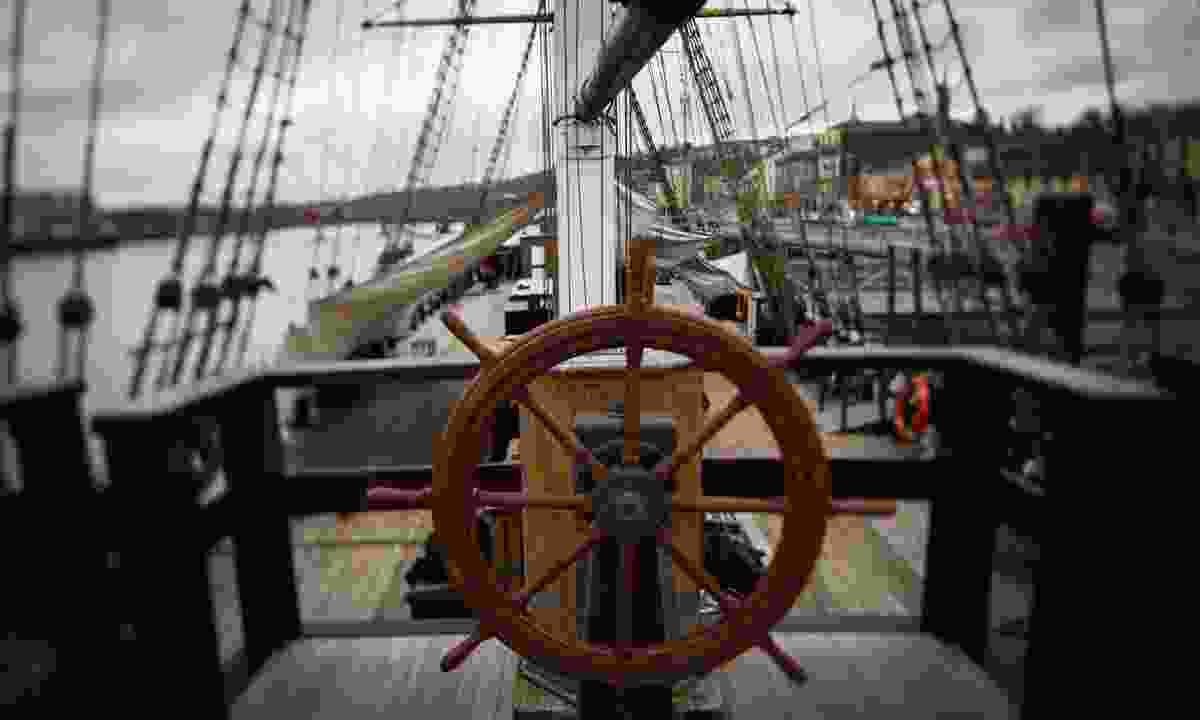 Dunbrody Famine Ship (Alex Keys)