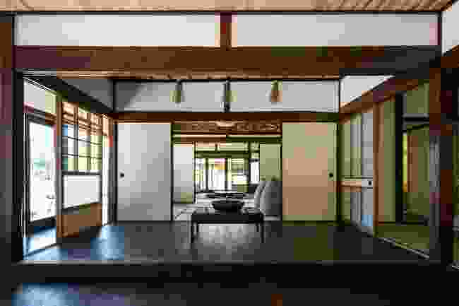 Furosen farmhouse in Shobara (Setouchi Cominca Stays)