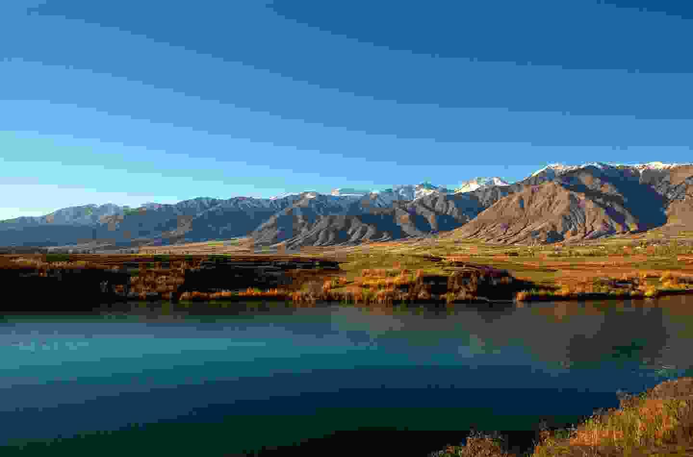 Issyk-Kul, Kyrgyzstan (Shutterstock)