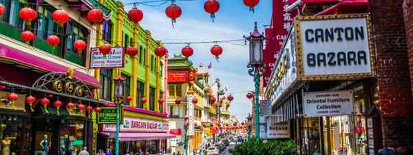 San Francisco's Chinatown (Dreamstime)