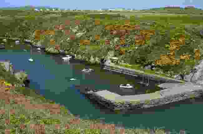 Porth Clais, Pembrokeshire, Wales (Shutterstock)