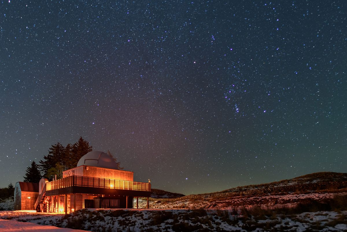 The 5 Best Observatories for Stargazing in the UK | Wanderlust