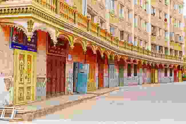 Kashgar, China (Shutterstock)