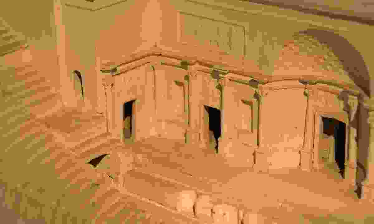 Theatre of Herculaneum (Shutterstock)
