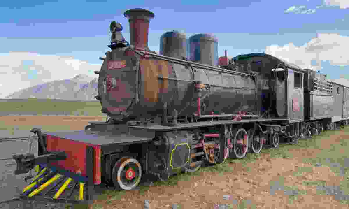 The Old Patagonian Express (Dreamstime)
