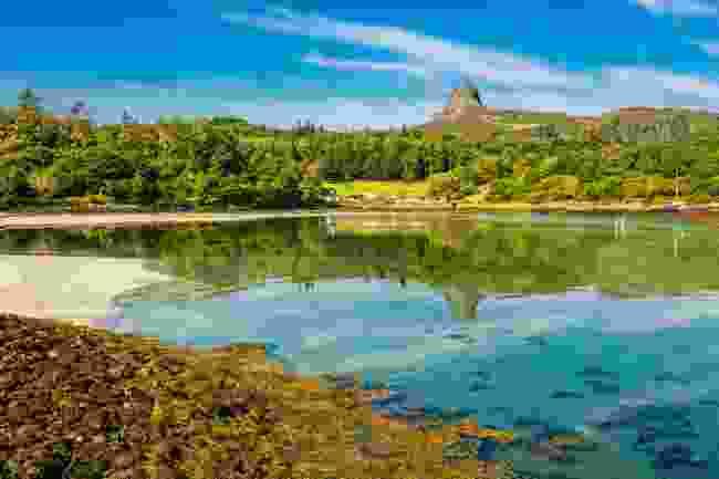 Isle of Eigg, Scotland (Shutterstock)