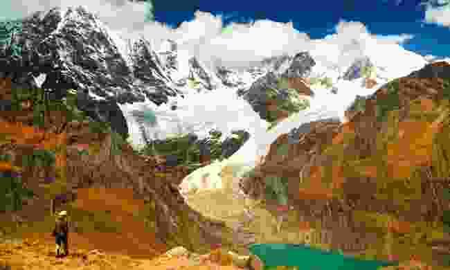 Trekking in the Cordillera Huayhuash (Shutterstock)