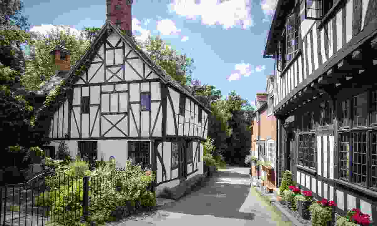A street in Chilham (Dreamstime)