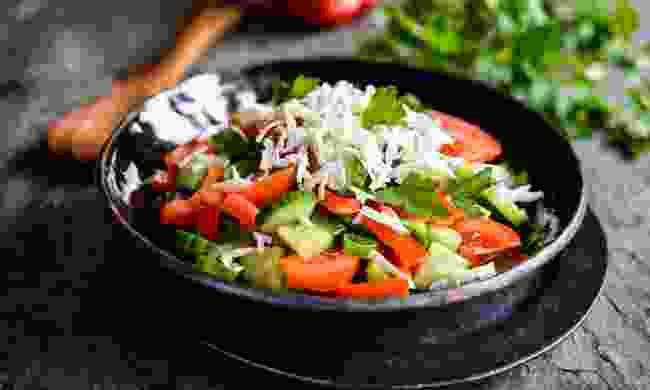 Shopska Salad (Shutterstock)
