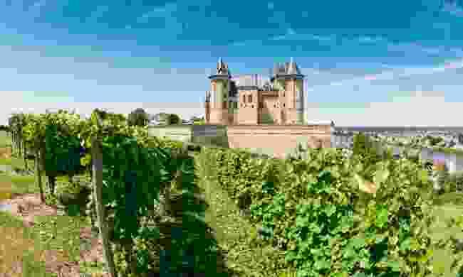 Château de Saumur, Loire Valley (Shutterstock)