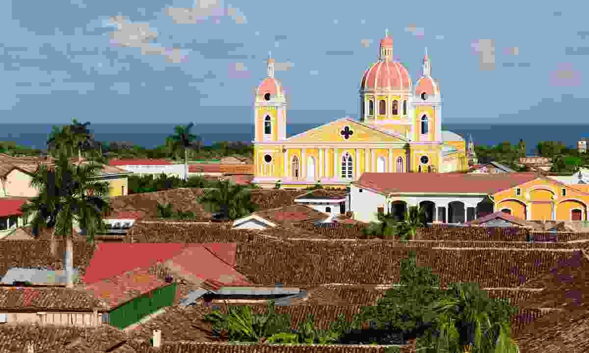 Granada in Nicaragua (Shutterstock)