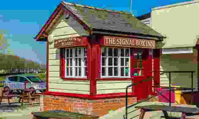 The Signal Box Inn (Shutterstock)