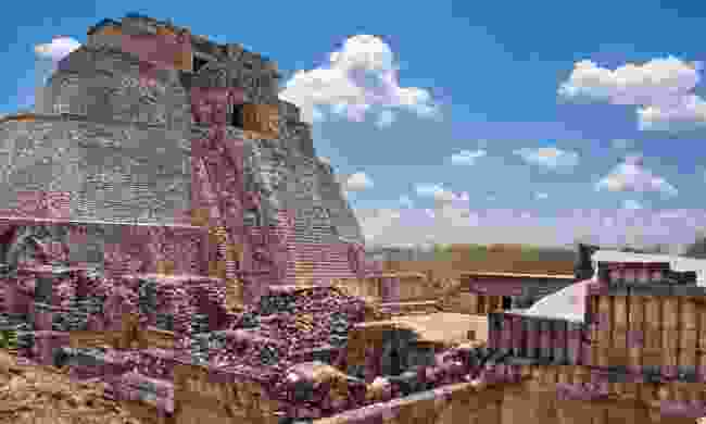The ancient city of Uxmal (Dreamstime)