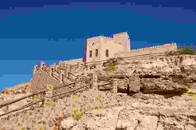 Taqah Castle. (Dreamstime)