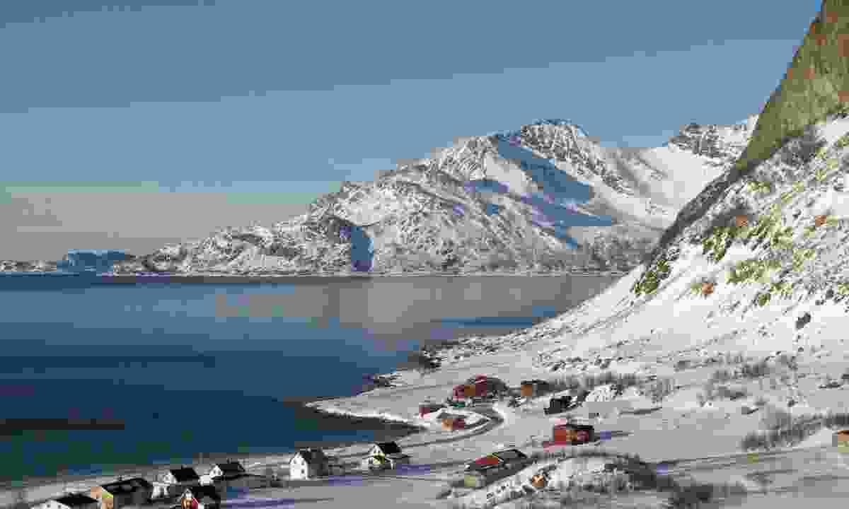 Arctic Norway (Dreamstime)