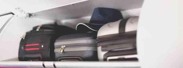 Cabin luggage (Dreamstime)