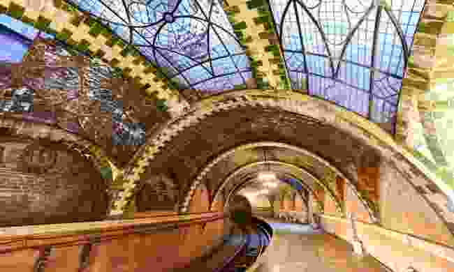 City Hall Station (Dreamstime)