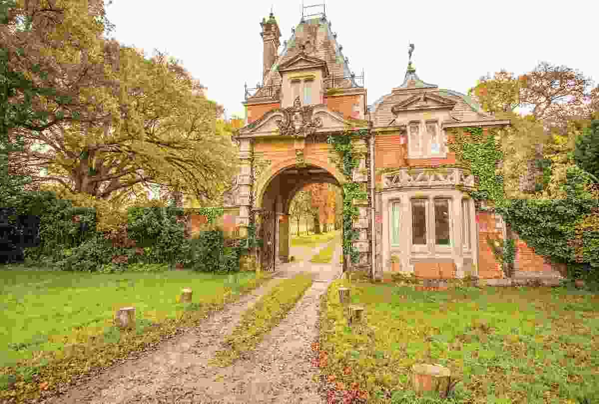 Gate House, near Brockenhurst (Matthew Pinner)
