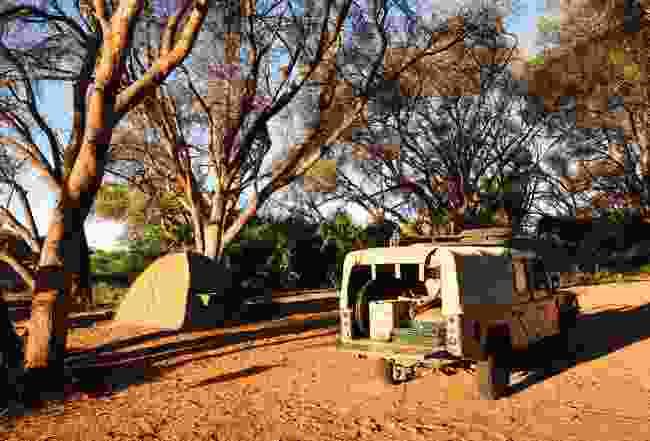 Fancy an eco-safari in Namibia? (Graham Barker)
