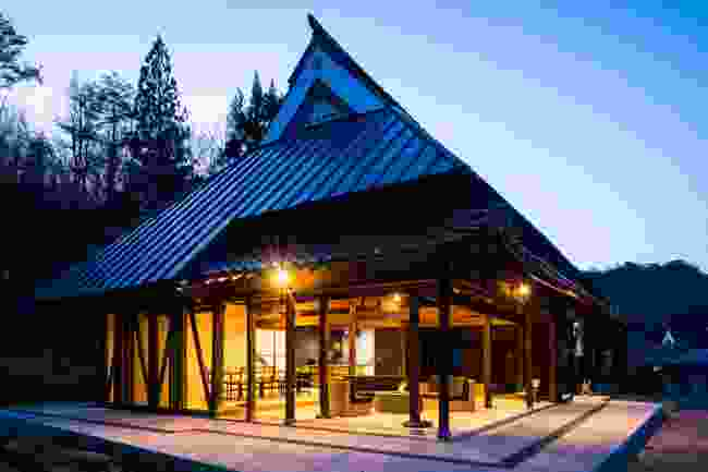 Kozako Mori farmhouse in Shobara (Setouchi Cominca Stays)