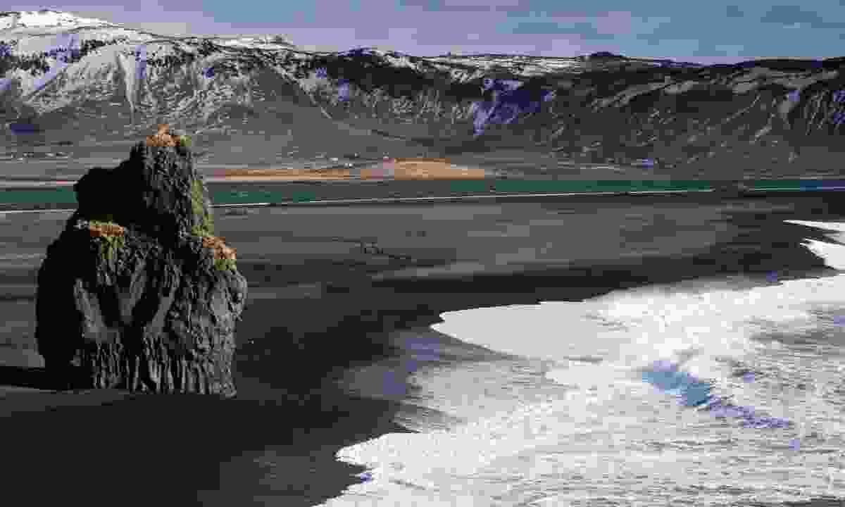 Reynisdrangar Beach, Southern Iceland. (Dreamstime)