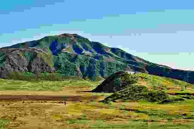 Mount Aso (Shutterstock)