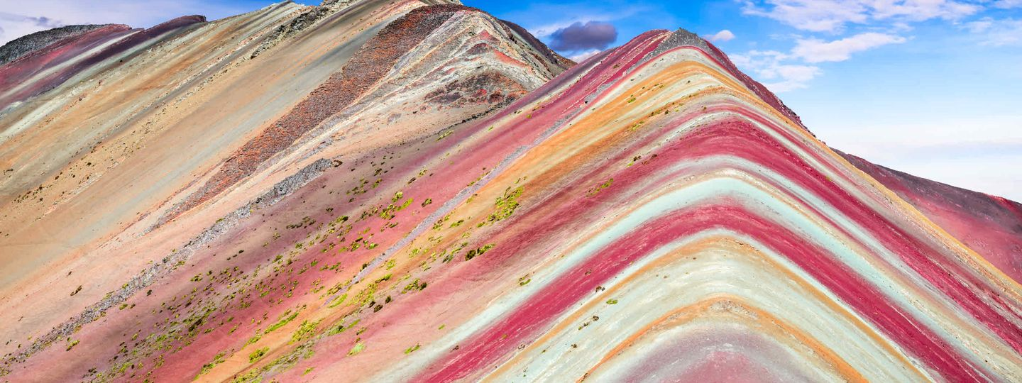 Rainbow Mountain, Peru (Dreamstime)