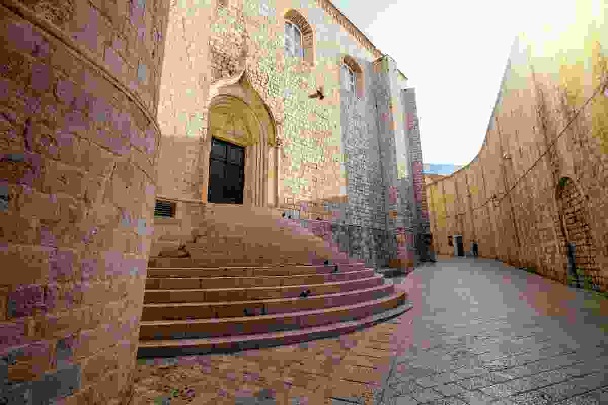 Dubrovnik Old Town, Croatia. (Shutterstock)