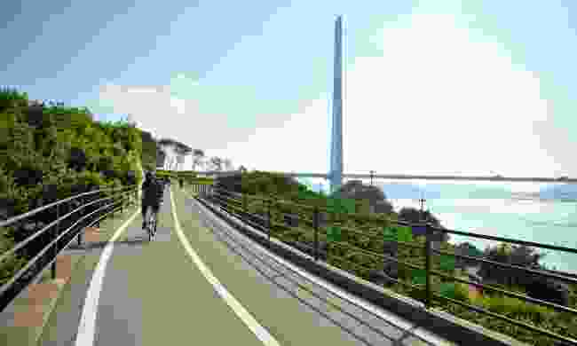Bridge Shimanami (Shutterstock)