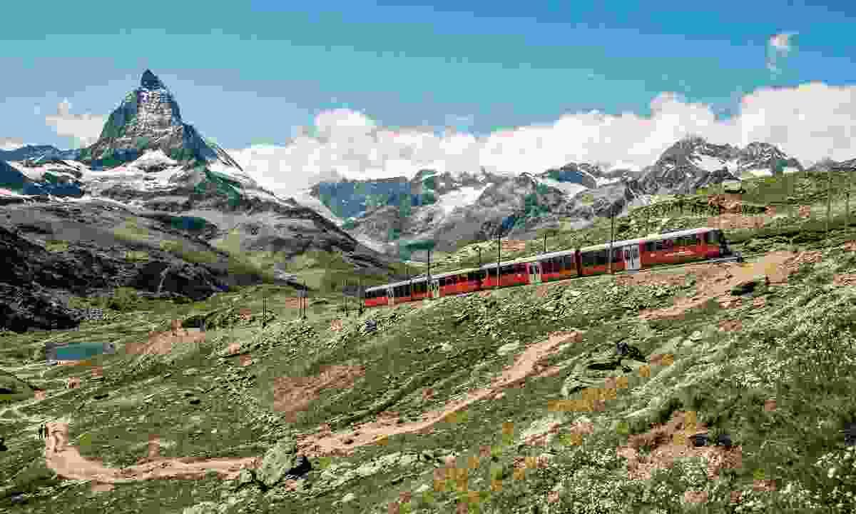 Matterhorn Gotthard Bahn (swiss-image.ch)