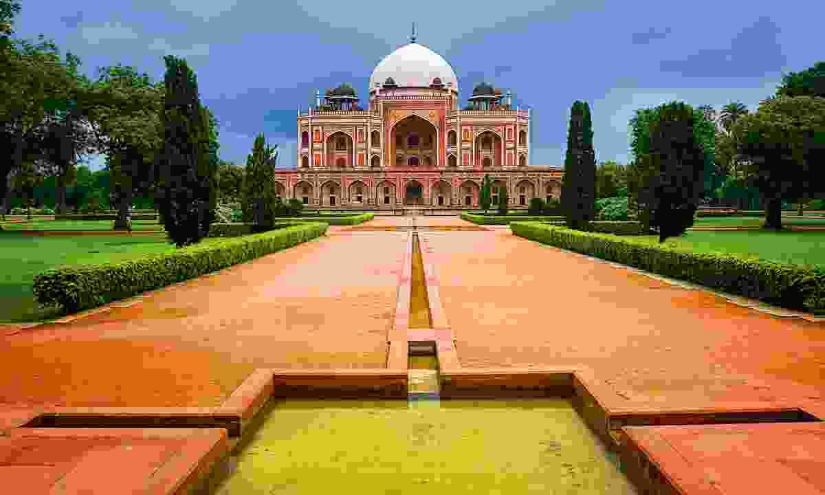 Humayun's Tomb, Delhi, India (Dreamstime)