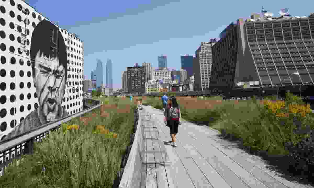 New York High Line (Dreamstime)