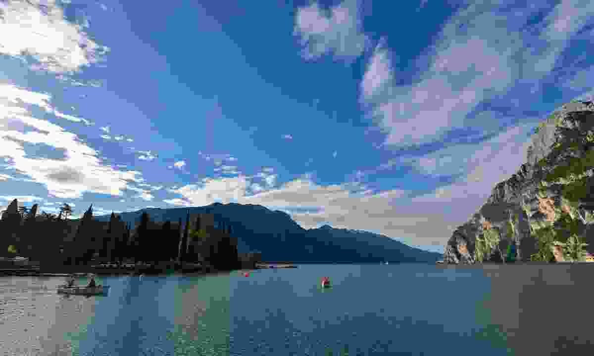 Lake Garda(Roberto Vuilleumier/ Garda Trentino S.P.A.)
