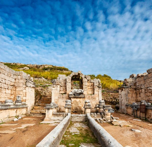If you like this, try... the St Paul Trail. Follow in the saint's footsteps for 500km, from Perge, near Antalya, to Yalvac, close to Lake Egirdir.