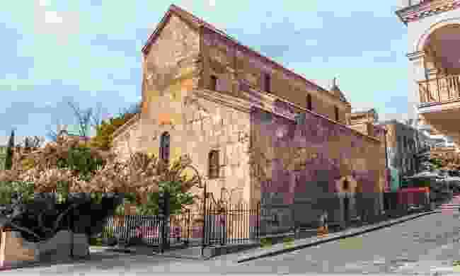 The Anchiskhati Basilica is Tbilisi's oldest church (Shutterstock)