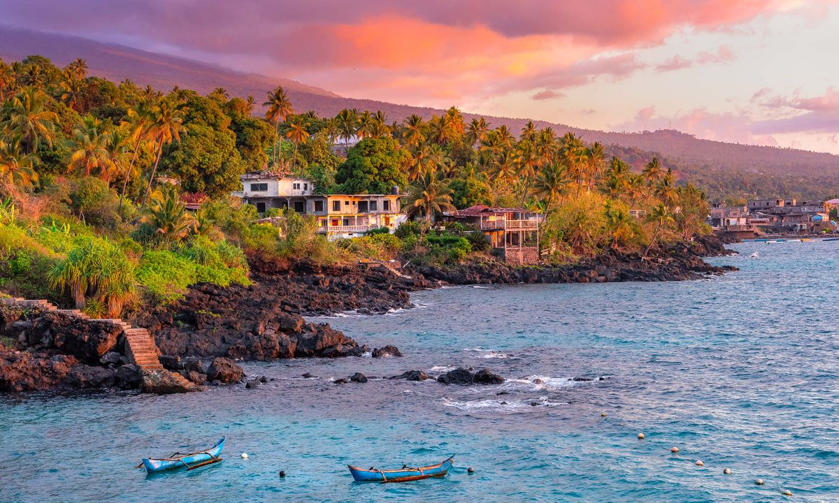 What it's like to explore the Comoros Islands