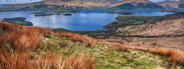 The best things to do in Loch Lomond and Trossachs National Park (Shutterstock)
