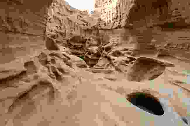 Qeshm island (Hamed Farhangi)