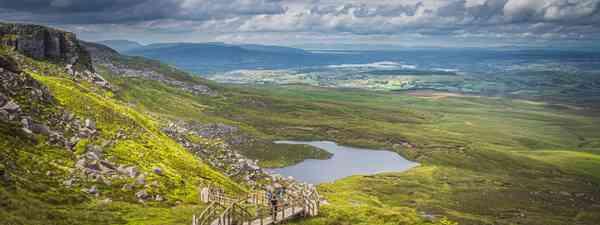 Cuilagh Boardwalk, Northern Ireland (Shutterstock)