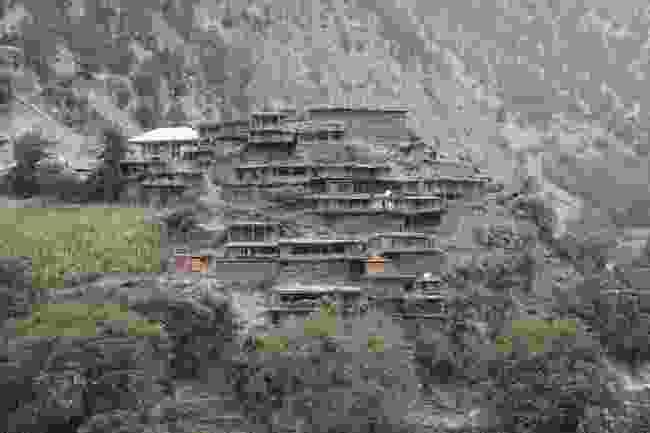 Rumbur Valley dwellings in Chitral, Pakistan (Shutterstock)
