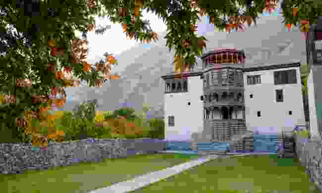 Khaplu Palace (Dreamstime)