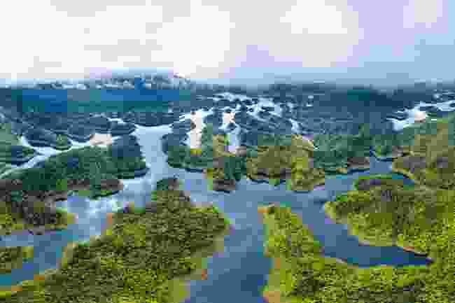 (Dak Nong UNESCO Global Geopark)