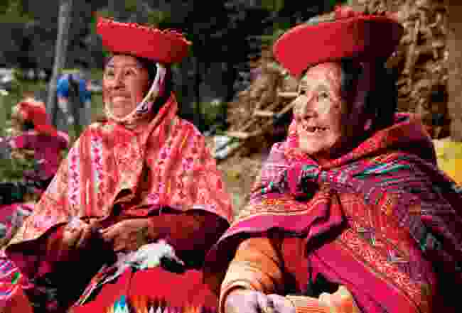 Head to Huilloc in the Sacred Valley, Peru (World Expeditions)