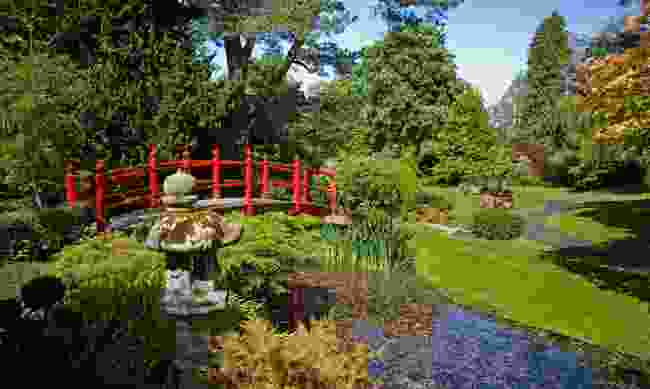 Japanese Gardens at the Irish National Stud (George Munday)