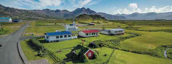East Fjords village (RTH Sigurdsson/Discover The World)