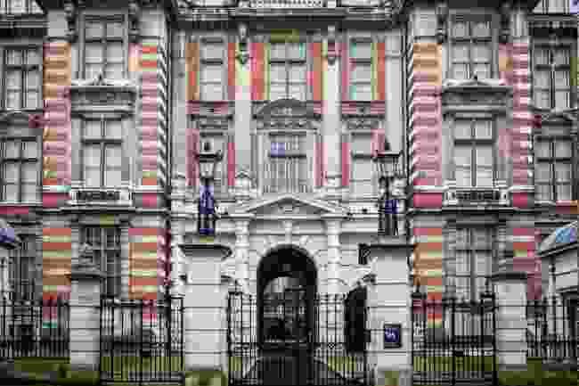 Blythe House (Shutterstock)