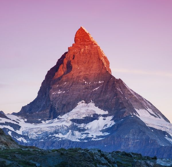 If you like this, try... the Matterhorn Circuit. For a longer Swiss stroll, try the tough but magnificent 145km route around this iconic mountain.