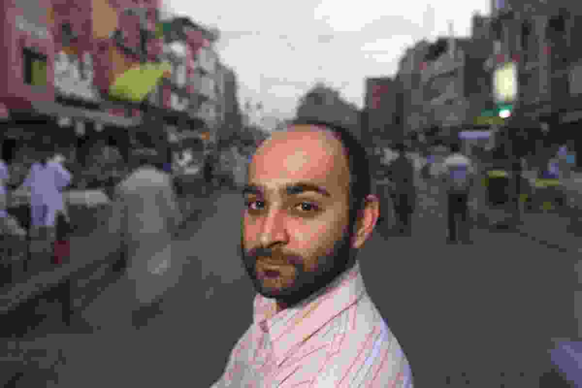 Mohsin Hamid (Laurent Denimal)