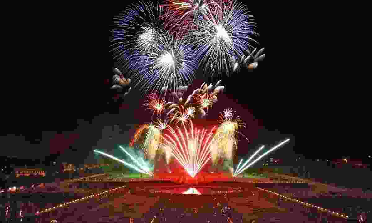 Ludwigsburg's Grand Musical Fireworks (Tourismus & Events Ludwigsburg)