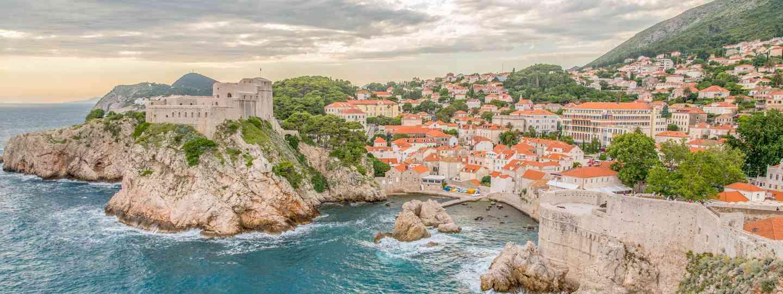 Dubrovnik, Croatia. (Shutterstock)